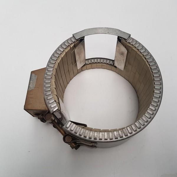 Zylinderheizband  230 V 2100 W , D150 x 110 mm