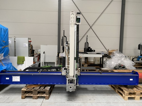 Hahn Wemo Roboter RC 30 T CNC/5A