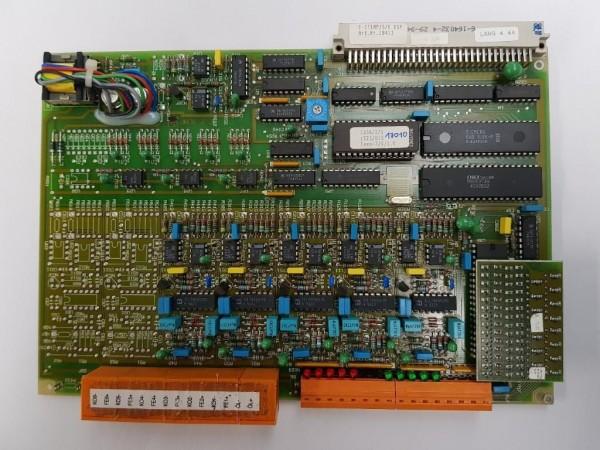 Temperaturkarte E-7-TEMP/5/K KSP