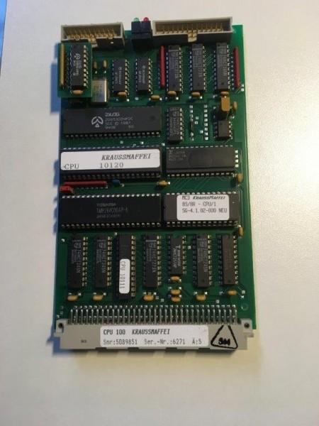 CPU 100