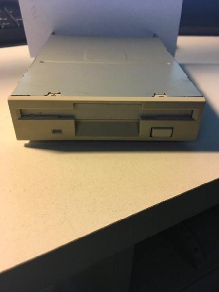"""Floppy - Laufwerk """"Weiß"""""""