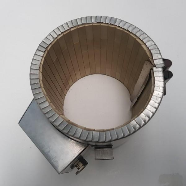 Zylinderheizband 230 V 3500 W , Kh210 , D:140 x 156 mm