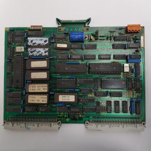 Zentraleinheit EC88/A01 E-CPU 88-B 6663
