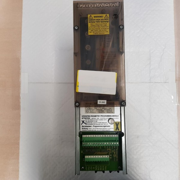 Indramat Servoantriebsmodul TDM 1.2-50-300-W1