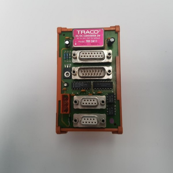 DC/DC Converter 2W Model: TED2411