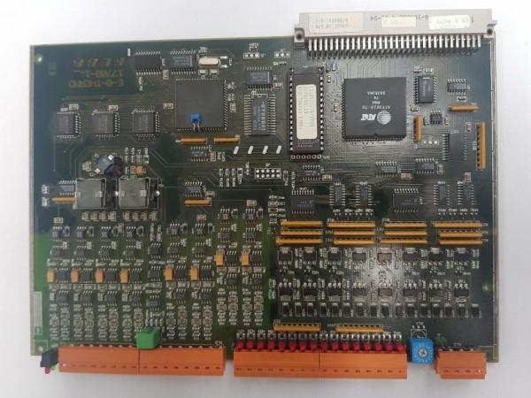 Temperaturkarte E-8 THERMO/A