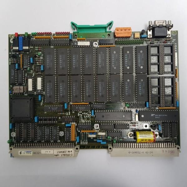Zentraleinheit 16MHZ E-CPU-186-C 19289