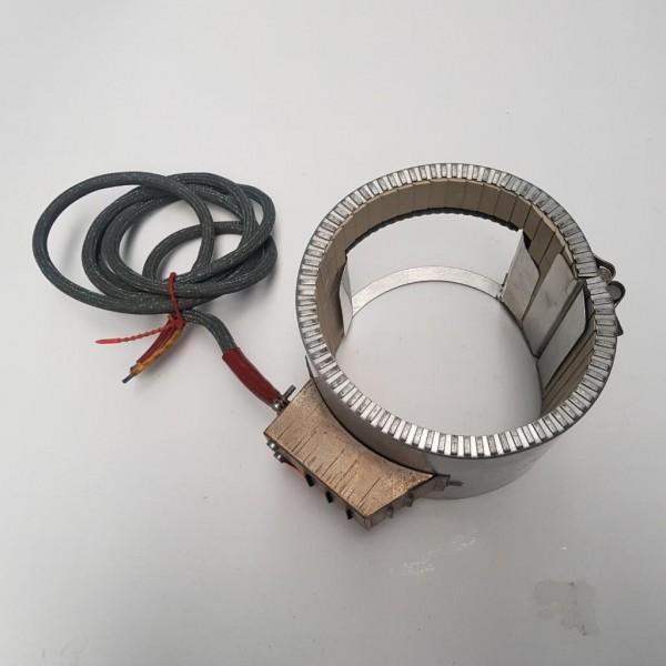 Zylinderheizband 230 V 3000 W , D160 x 140 mm