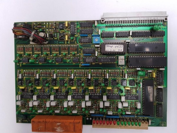 Temperaturkarte E-7-TEMP7/K KSP